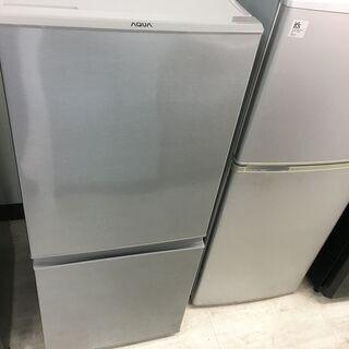 アクア126L冷蔵庫 2019年製!!分解クリーニング済み…