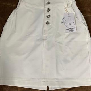 ︎ ︎☺︎ 新品 タグ付き レイカズン 膝丈スカート