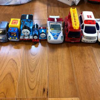 サウンドカー、その他トーマス、ディズニー、アンパンマンセット