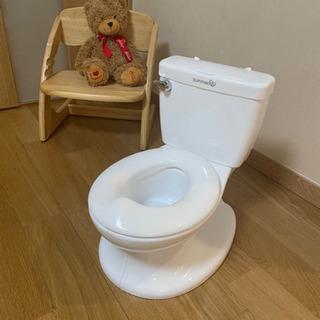 幼児用おまる トイレトレーニング ほぼ未使用美品
