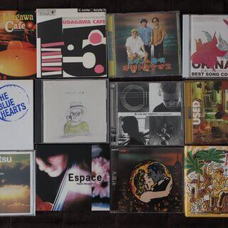 日本人アーティストのCDのコレクション29枚
