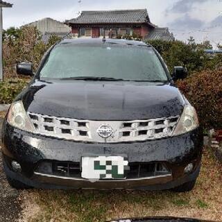 激安!!日産ムラーノ350XV FOUR!人気の4WD!!