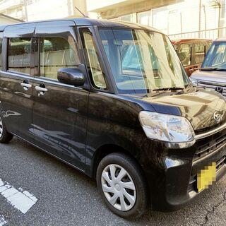 平成27年式 ダイハツ タント L 黒 LA600S 車検…
