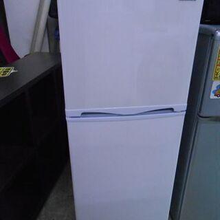 ★セール開催中★ 138L 2ドア冷蔵庫 表示価格からさら…
