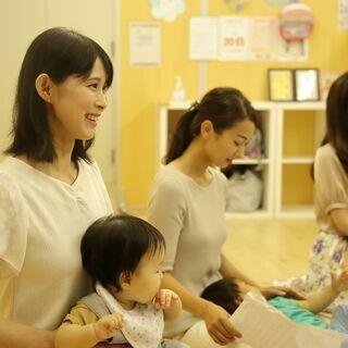 【無料】★手形・足形アート★inベビーパーク桂教室