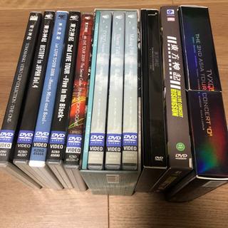 東方神起 DVD セット 18枚
