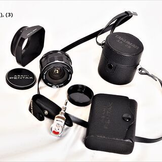 ペンタックス  カメラ交換レンズ・フード・タイマー
