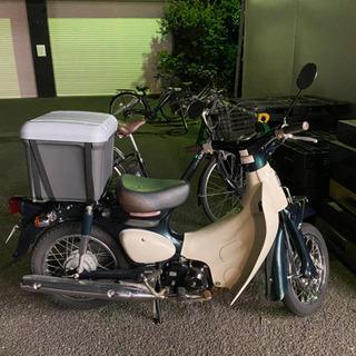 ホンダ リトルカブ 50cc 4速セル付