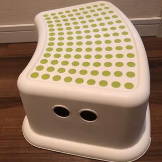 IKEA 子ども用スツール 3つまとめて - 市川市