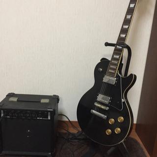 ギター、アンプ他初心者練習用