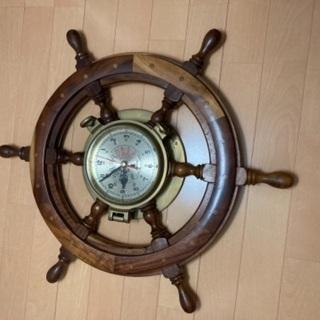 【ネット決済】アンティーク 壁掛け時計