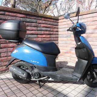 [バイクショップ.e]密を避けて通勤・通学に!レッツ(現行…