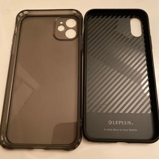 iPhone 10 &11 スマホケース ほぼ新品 中古 - 大阪市