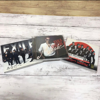 EXILE アルバム 3枚セット