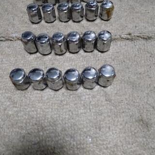 ランドクルーザー80 ホイールナット24個