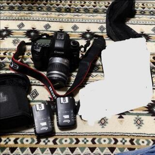 【ネット決済】Canon EOS5Dマーク2  レンズ3本