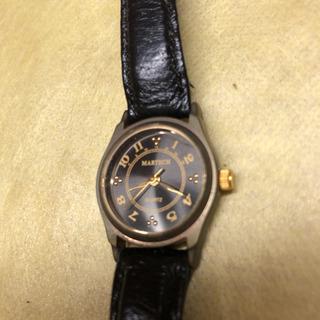 MARTECH 本革未使用 腕時計 の画像