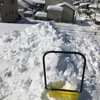 雪かき、除雪、屋根雪おろし!! ご相談下さい〜! - 福井市