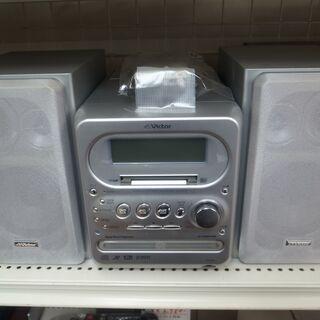 ビクター MD/DVDコンポ UX-QD70 2005年製【モノ...