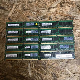 (M5017-00) PCメモリ 512MB 10枚セット…