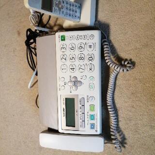 FAX付き電話