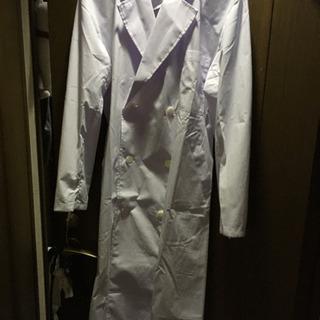 理系白衣 Sサイズ