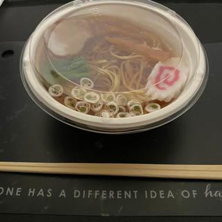 食品サンプル(ラーメン)の画像