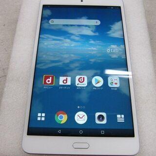 ドコモ Huawei dtab d-02K 僅か1カ月ほど使用 ...