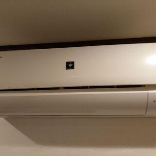 【ジャンク】エアコン(室内機+室外機)