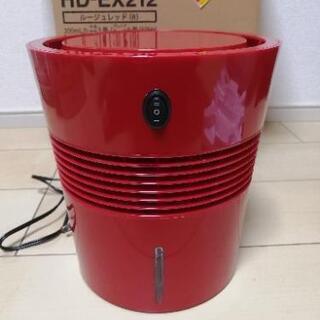 気化式加湿器 HD-EX212 日本製