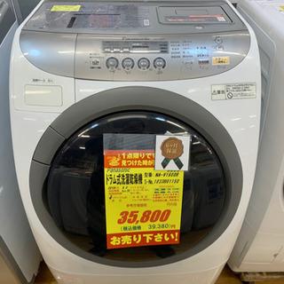 Panasonic製★9㌔/6㌔ドラム式洗濯乾燥機★6ヵ月…