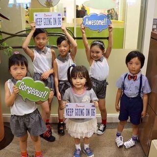 ストリートダンス幼児クラス@オーキッドカルチャーセンター