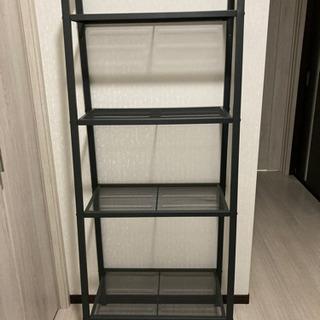 IKEA ラックの画像