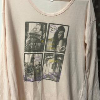 長袖Tシャツ(Lサイズ)