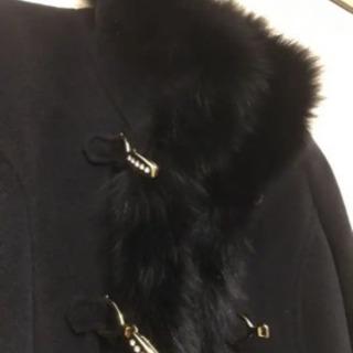 ❗️大幅お値下げしました❗️黒、おしゃれなダッフルコート、お値下げ可能 - 服/ファッション