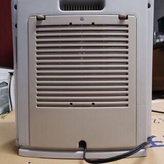 小型ファンヒーター 2010年製 - 家電