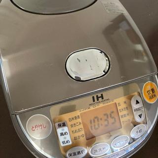 【お取引中】象印 炊飯器 5.5合炊き