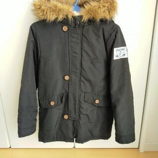 子供用ジャケット(160センチ、黒)