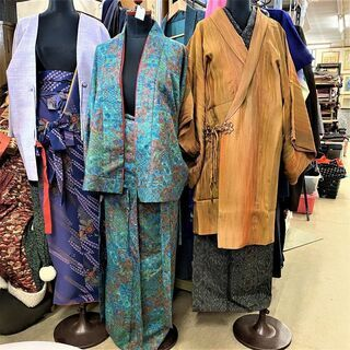 【恵那・ひまつぶし堂】着物に興味のある方、欲しい方ご来店ください!