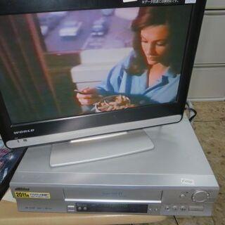 ビデオデッキ ビクター 2011年製リモコンなし
