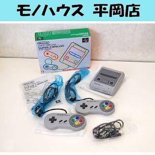 ニンテンドークラシックミニ スーパーファミコン Nintendo...