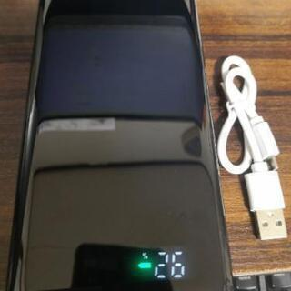 【ネット決済】大容量モバイルバッテリー 26800mAh ほぼ新品