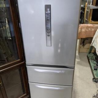 【ネット決済】Panasonic 321L 3ドア冷凍冷蔵庫 N...
