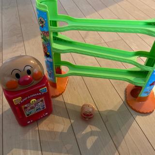アンパンマン 冷蔵庫おもちゃ、コロリン 起き上がりこほし セット