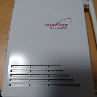 【中古】NEC Aterm WR6650S
