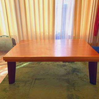 【無料】こたつ ローテーブル 座卓 の画像