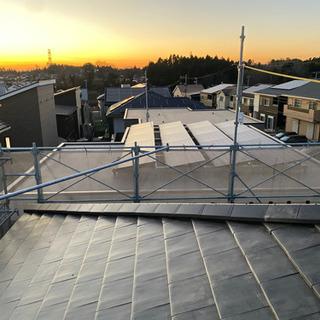 屋根工事、瓦、スレート、板金屋根、雨漏り、修理、リフォーム、屋根...