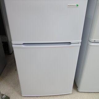 YAMADA/ヤマダ電機 2ドア冷蔵庫 90L YRZ-C…