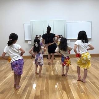 newクラススタート!ゆっくり踊るメフラクラス♡タヒチアンダンス...