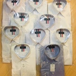 Parisメンズドレスシャツ10点セット/バザー中止品